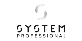 System Professional Logo. Divine Hair
